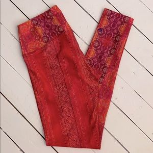 Inner Fire Bohemian Eco Tights